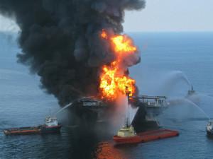 Deep Water Horizon Spill, 2010/Wikipedia
