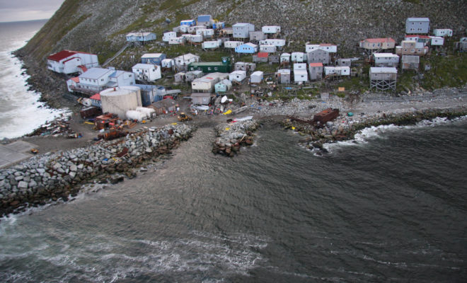 https://en.wikipedia.org/wiki/Diomede,_Alaska