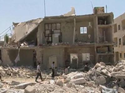 https://en.wikipedia.org/wiki/Syrian_Civil_War