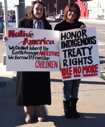 https://en.wikipedia.org/wiki/Idle_No_More