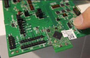 Internet of things circuit board ARMdevices.net_YouTube