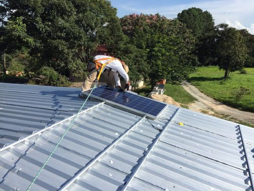 Gaf Energy Claims Faster Installation Rate By Merging Roofing Home Solar The Energy Mix