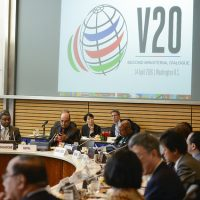 Climate Vulnerable Forum Push for Specifics as 151 Countries Promise Tougher Paris Targets