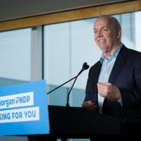 Horgan Takes Fire for Boosting Fossil Subsidies as B.C. Election Nears [Sign-On]
