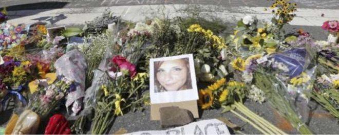 Heyer memorial white nationalists Charlottesville