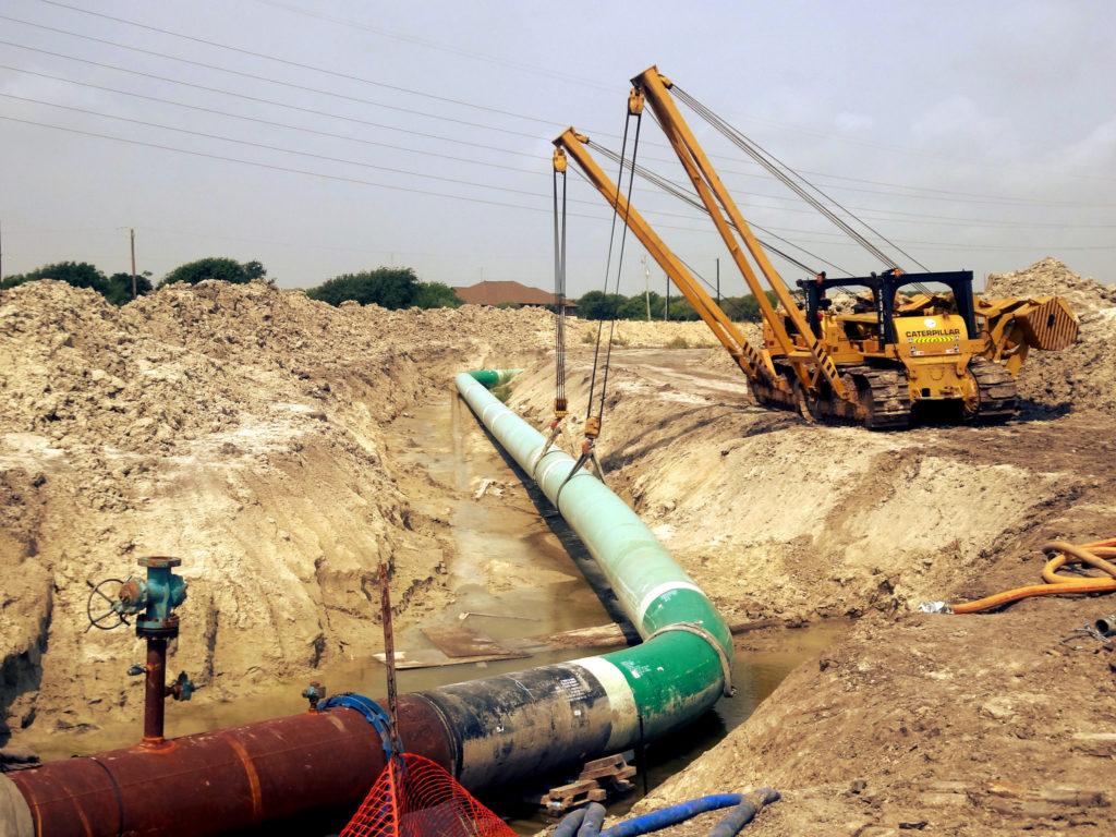 Pipeline Politics - The Energy Mix Yearbook 2018