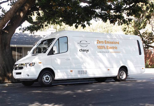 073f84820e New Electric Truck Offers 100-Mile Range for Urban Delivery Fleets ...