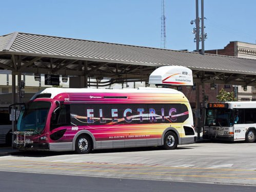 Researchers, Companies Look at Flash-Chargers for Electric Buses, Solar Cars that Need No Charging