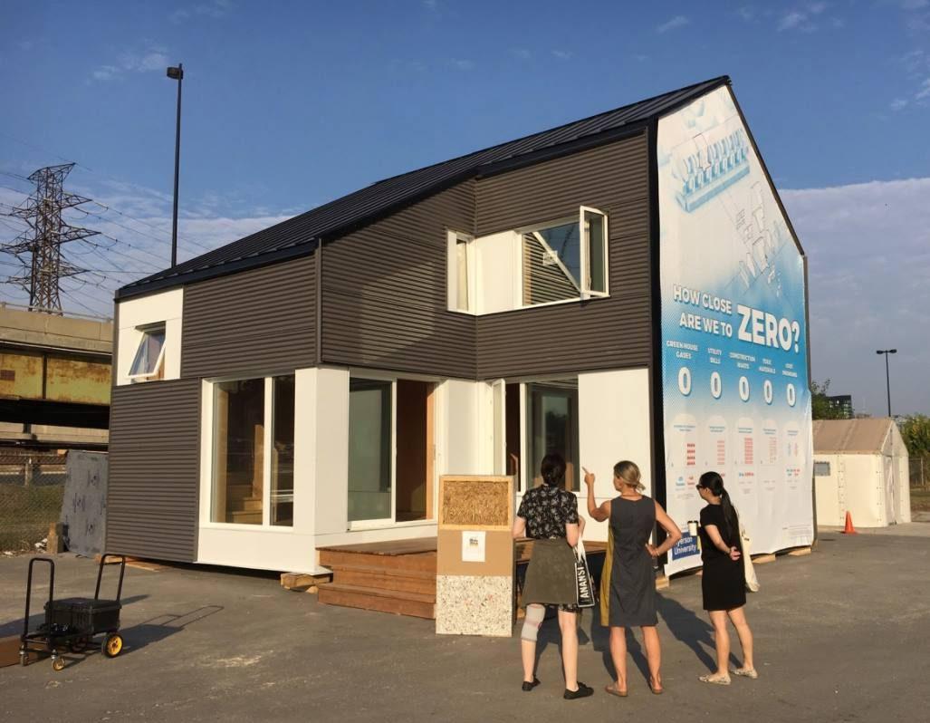 New Design Makes Net Zero Housing Affordable Speeds Up