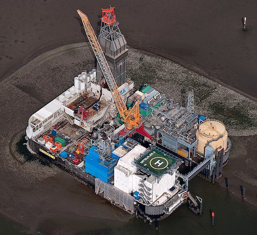 HSBC Ends New Investment in Arctic Drilling, Tar Sands/Oil