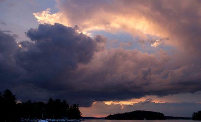 marine clouds