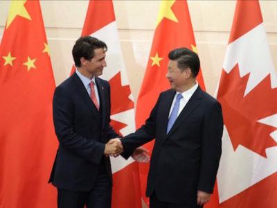 china canada trudeau xi