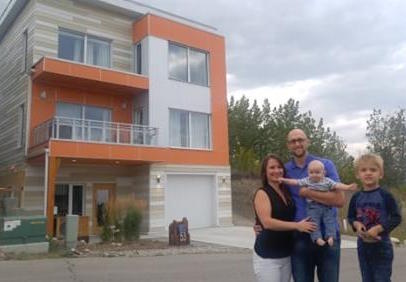 Calgary Home Becomes First in Alberta to Gain Passive House
