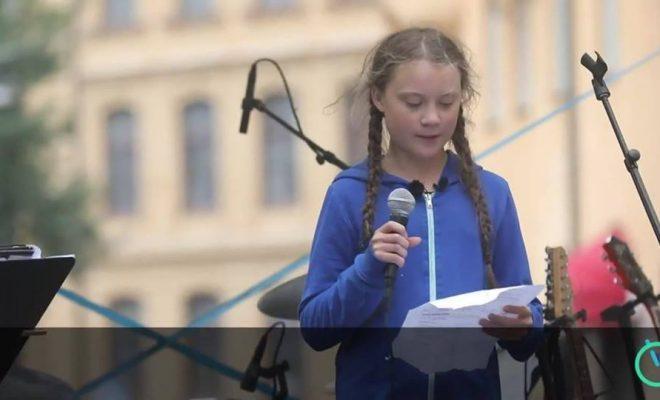 Greta Thunberg Facebook: Greta Thunberg Brings School Strike To COP 24, Inspires