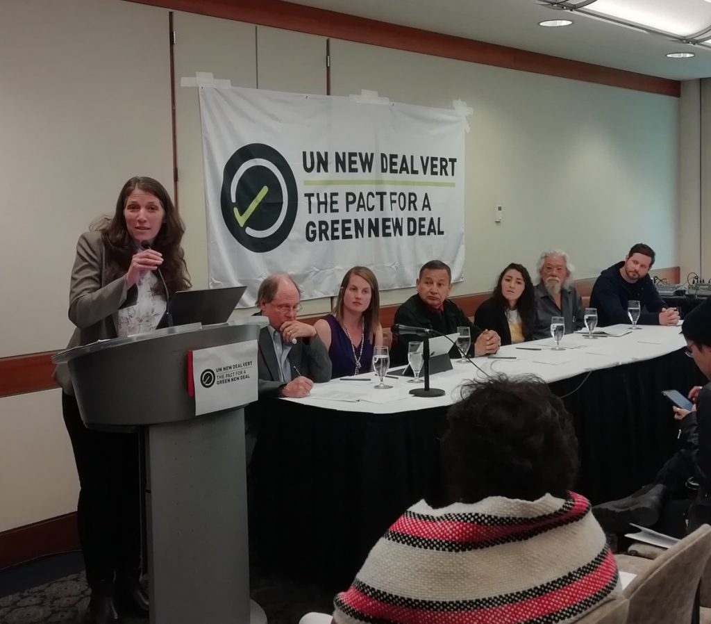 Canada's Climate Change Election 2019 - The Energy Mix