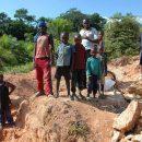Child labour artisan mining Congo cobalt