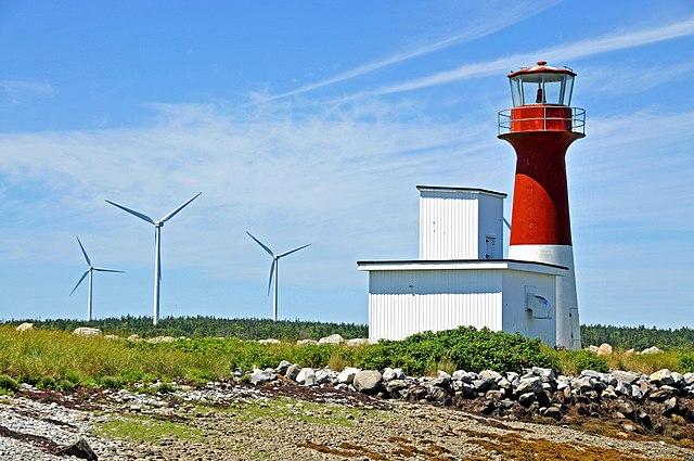 Nova Scotia wind power