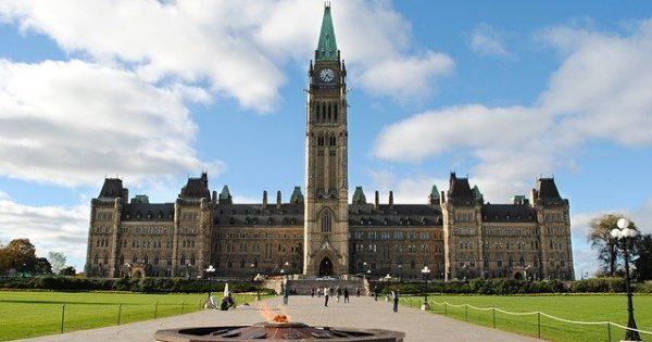 Parliament Buildings Ottawa, Canada