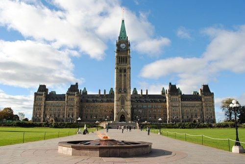 Parliament Buildings Ottawa, Canada
