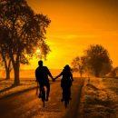 couple biking online dating