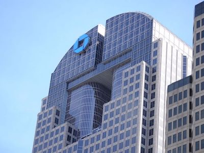 JP Morgan Chase tower divest