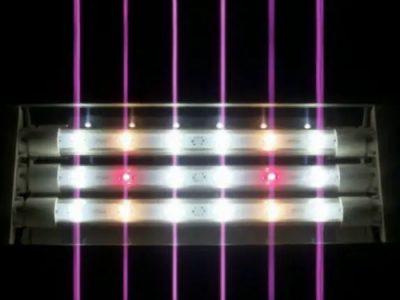 LED lighting energy efficiency