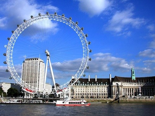 London Eye UK England