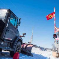 Blockades Continue, Businesses Seek Compensation as RCMP Continues Patrols on Wet'suwet'en Territory