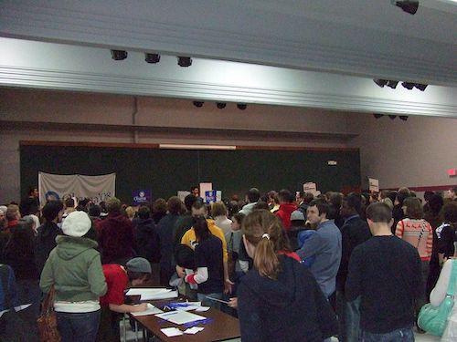 Iowa caucus 2008