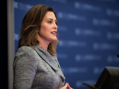 Michigan Governor Gretchen Whitmer