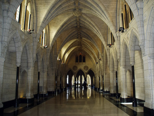 Parliament Buildings Ottawa Centre Block