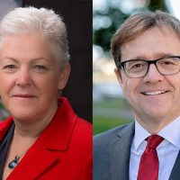 Wilkinson, McCarthy Hold First Talks on Cross-Border Climate Action