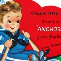Valentine's Day Campaign, New Research Highlight B.C. Subsidies to Top Fracking Companies