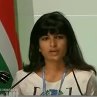 Lookback: Anjali Appadurai Speaks for 'Silent Majority' at COP 17