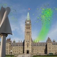 April 1 Spoof: O'Regan, Kenney Declare Support for Parliamentary Hot Air Reclaim Turbine
