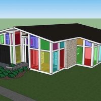 New Window Design Directs Sunshine, Indoor Light to Solar Cells